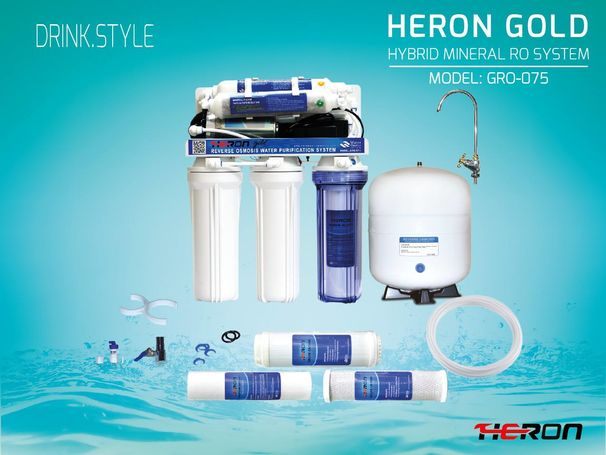 Heron  GRO 060 Water Filter/ Purifier