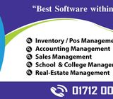Create low cost school management software