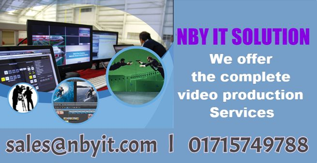 Best video editing and video production services in Dhaka Bangladesh