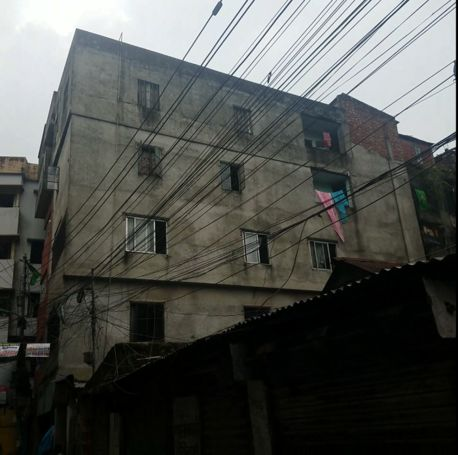 5 Storied building for sale at Tejgaon