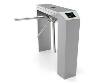Automatic Tripod Turnstile Gate Stainless Access Control