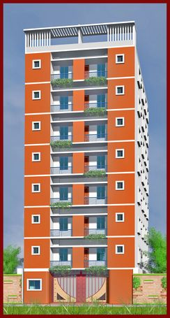 1000sft Ready apartment for sell at Mohammudpur