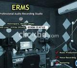 Professional Recording Studio @ Shewrapara, Mirpur, Dhaka
