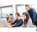 Call center job studentsfemale