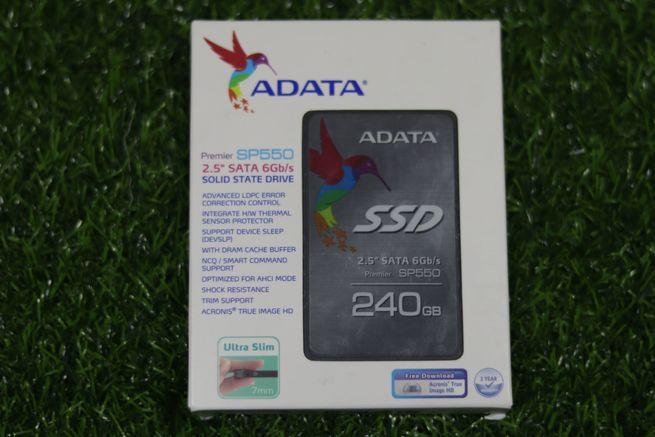 """2.5"""" SATA 6Gb/s SSD ADATA"""