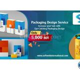 Eye-Catching Packaging Design Only 5,000 BDT