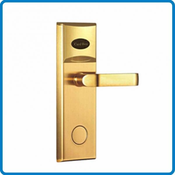 RFID Handle Hotel Door Lock System