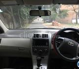 Toyota Axio X 2009