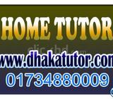 Uttara tuition and Tutor 01734880009