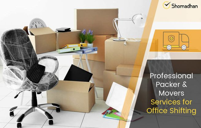 Top Corporate Office Shifting services in Dhaka