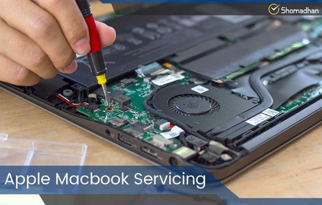 Best MacBook Repair Services in Dhaka