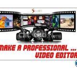 VIDEO EDITING TRAINING