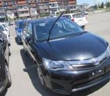 Toyota Axio BLACK HYBRID 2014