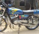 Yamaha RX Motorcycle 1994