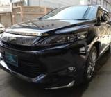Toyota Harrier Advance Premium 2014
