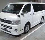 Toyota Hiace Disel Super GL Pearl 2013