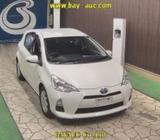 Toyota Aqua S PACKAGE 2013