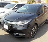 Honda Vezel BLACK COLOR 2014