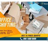 Best Office Shifting Service in Dhaka – Shomadhan