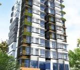 Nice Commercial & Residential Flat @ basabo