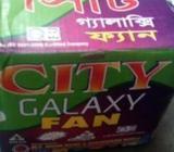 City galaxy fan