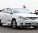 Toyota Allion White 2004