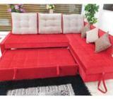 Sofa come bed #FF7
