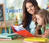 House tutor Available Grade 1 to 7