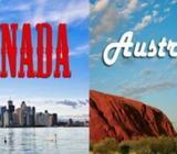 Australia/Canada Visa support