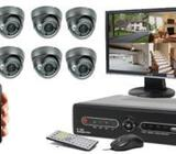 CCTV Camera 4.pcs Total Package