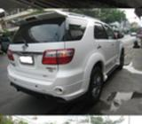 BODY STYLING PARTS FOR TOYOTA FORTUNER