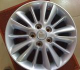CROWN ALLOY WHEEL