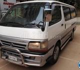 Microbus Toyota M. Crop. 2004