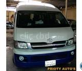 I want to Rent A Hiace Grand Cabin 2005 (Monthly/Per day