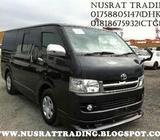 READY AT CTG PORT..... HIACE SUPER GL KDH-200 DISEL