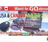USA & CANADA VISIt VISA