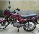 Bajaj Caliber Croma used motorcycle for sale