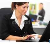 Office executive/Customer service/receiptionist