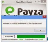 payza , perfect money money adder