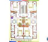 650sft Apartment at Mirpur