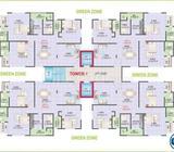 1600 sq ft luxury flat @ uttara