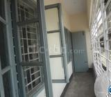 Flat for rent at Shantibagh, Dhaka, From 1st August