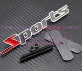 Sports Metal 3D Emblem Car Grill Logo Front Grill Badge
