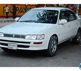 Toyota Corolla 100 1994/1998 All Option Auto 1498cc