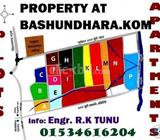 Plot Sale for Instant Building Construction at Bashundhara