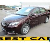 Toyota Allion G 2011 New Model Cherry Color with Fog