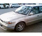 Toyota XE Saloon