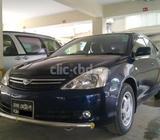 Toyota Allion 2005 Metallic Blue Excellent Condition