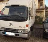 TOYOTA COVERD DELIVERY PICK UP VAN 1.5 TON