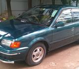 Toyota Corsa Tercel, Auto, CNG